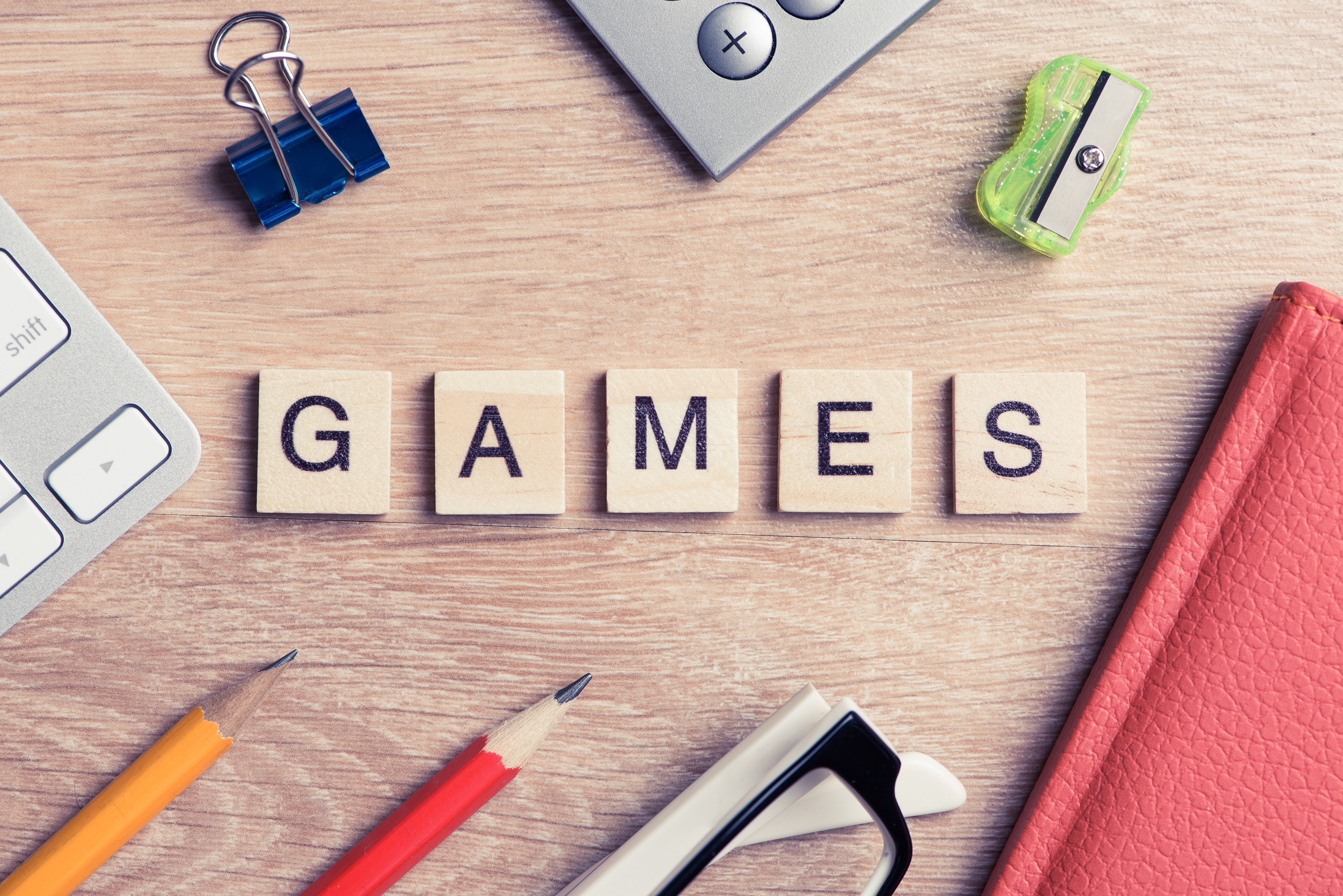 Team-building Games for Your Staff