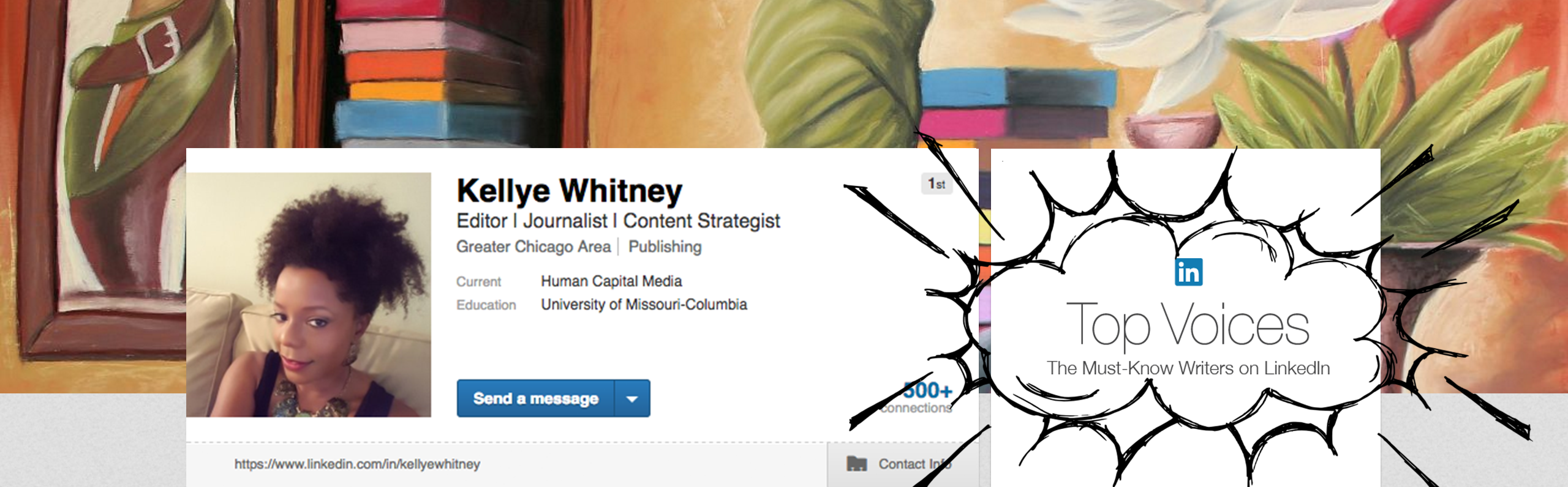 K Whitney LinkedIn Top Voices 2016
