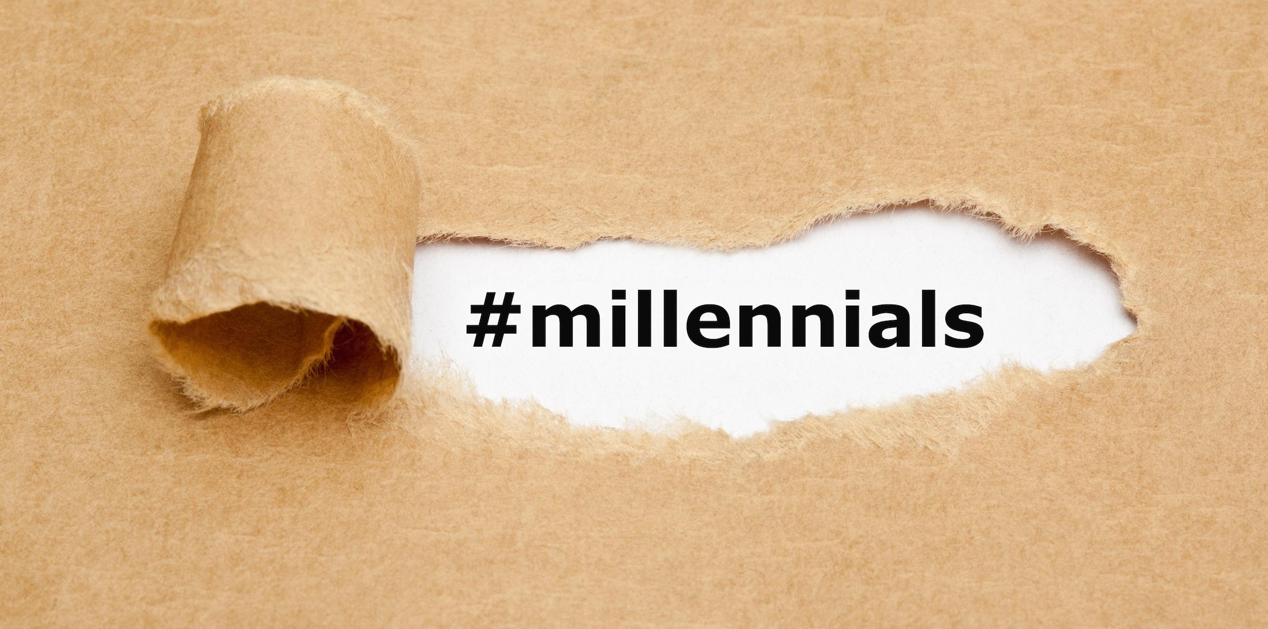 #Millennials